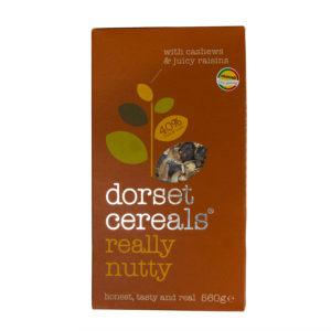 Really Nutty Muesli