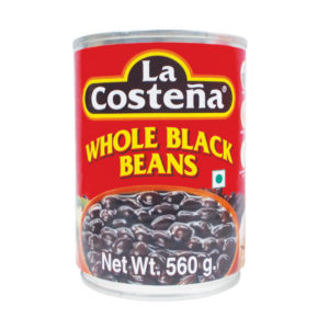 Whole Black Beans Haricots Pinto Entiers
