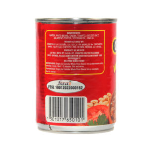 Whole Pinto Beans Haricots Pinto Entiers