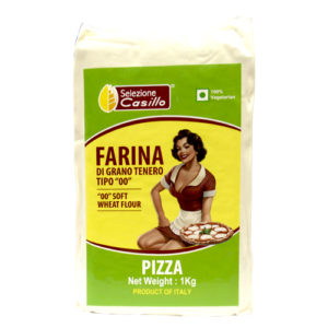 "Soft Wheat Pizza Flour Type ""00"""