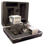 Travel Case for Classic Series – 7306C Thermal Circulators (holds 1 or 2 units with protective cages)