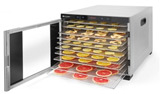 FOOD DEHYDRATOR PROFI LINE inc. 10 trays