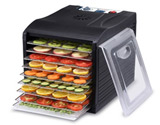 FOOD DEHYDRATOR KITCHEN LINE  incl. 6 trays
