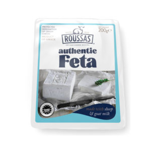 Feta Cheese P.D.O. (Vacuum Pack)
