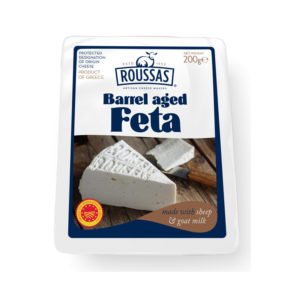 Barrel Aged Feta Cheese