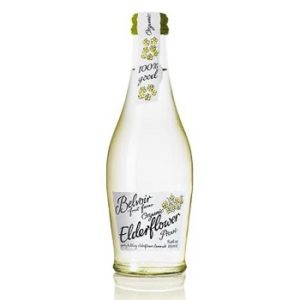 Belvoir Organic Elderflower Sparkling Juice