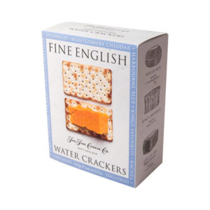 Gluten Free Cheese Water Crackers