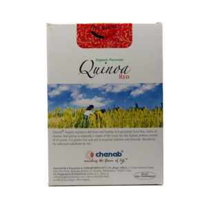 Organic Red Quinoa from Peru