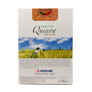 Organic Tricolor Quinoa from Peru