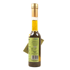 Flavored extra virgin olive oil with Rosemary