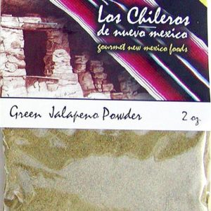 Mexican Green Jalapeno Powder