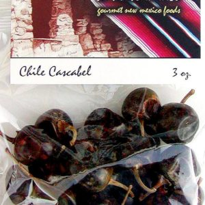 Mexican Whole Chile Cascabel