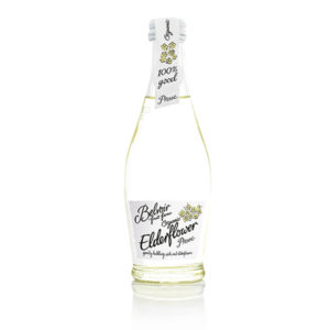 Organic Elderflower Sparkling Juice