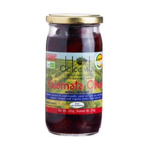 Dolce Vita Organic Whole Kalamata Olives