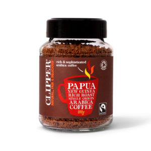 Papua New Guinea Instant Coffee