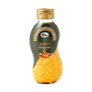 Squeezy Golden Syrup for Desserts