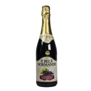 Bel Normande Sparkling Red Grape Juice