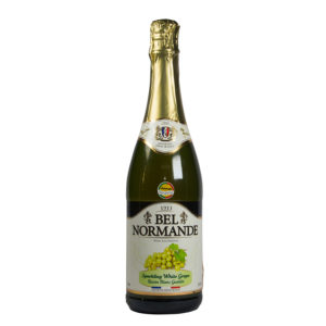 Bel Normande Sparkling White Grape Juice
