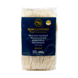 Blue Elephant Pad Thai Rice Stick Noodles
