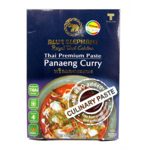 Thai Gluten Free Panaeng Curry Paste