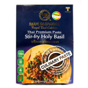 Blue Elephant Thai Stir-fry Holy Basil Paste
