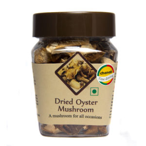 Oyster Dried Mushrooms