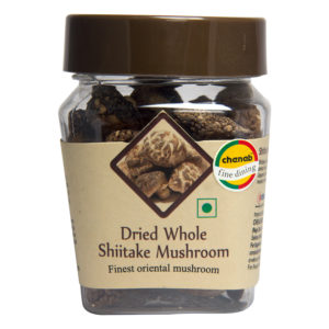 Whole Shiitake Dried Mushrooms 2-4cm