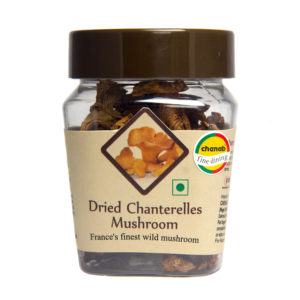 Chanterelles Dried Mushrooms