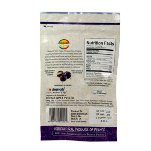 Finest Pitted Dried Prunes (IGP)