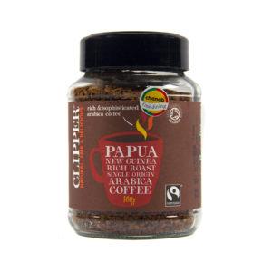 Clipper Papua New Guinea Instant Coffee