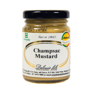 Champsac Mild Dijon French Mustard