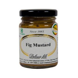 Fig Mustard