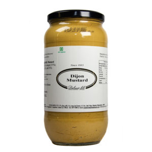 Strong Dijon French Mustard