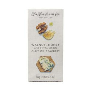 Walnut, Honey and Extra Virgin Olive Oil Cracker