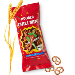 Houber Organic Chili Mini Snacks
