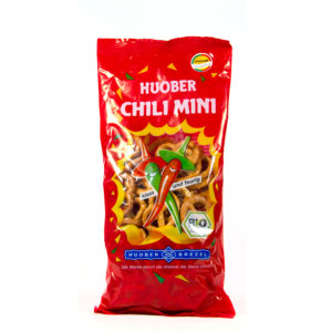 Organic Chili Mini Snacks