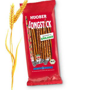 Huober Organic Longsticks With Bear's Garlic