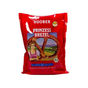 Huober Organic Prinzess Brezel Salted Pretzel