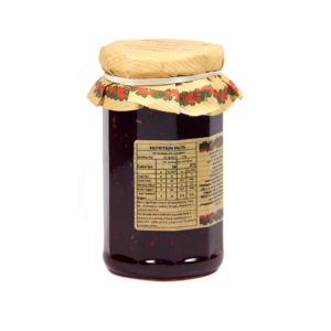 Les Confitures a l'Ancienne Four Mixed Red Fruits Jam