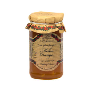 Les Confitures a l'Ancienne Melon Orange Fruit Jams