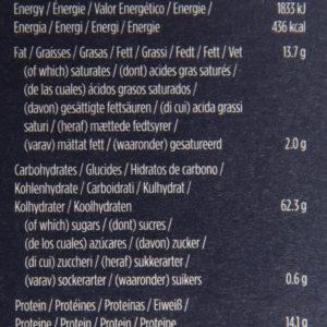 Mondovino Aperitivo Spicy Moroccan Seed & Nut Crackers