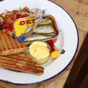 Ortiz Traditional Sardines (pilchards)