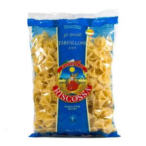 Farfalloni Durum Wheat Semolina Pasta