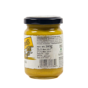 English Horseradish Mustard