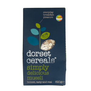 Simply Delicious Dried Fruit Muesli