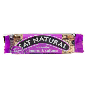 Almond & Sultana Snack Bar