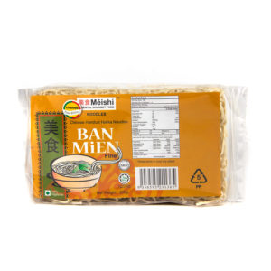 Ban Mien Chinese Handcut Hakka Noodles Fine