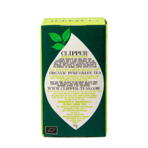 Clipper Organic Pure Green Tea (Enveloped Tea Bags) 25 TB