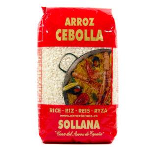 Arroz Cebolla Rice