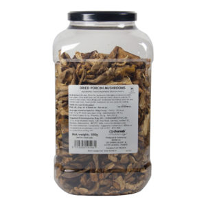 Borde Dried Porcini Mushrooms